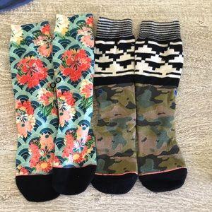 Stance socks bundle deal!!!